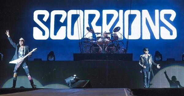 Rockfest trouxe uma boa amostra da história do rock para São Paulo