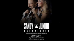Sandy e Junior Experience no MorumbiShopping