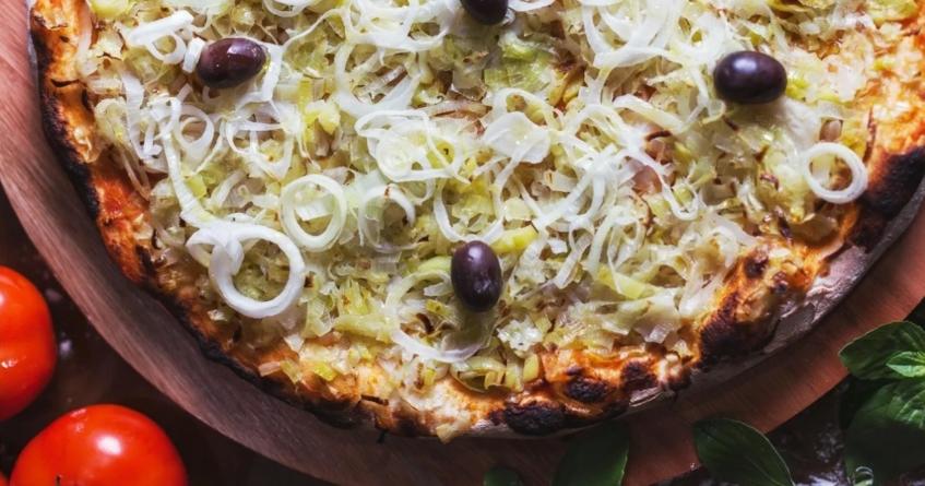 Pizzaria Fratelli Basilico, pizzas veganas com qualidade e sabor no Brooklin