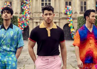 Jonas Brothers se apresentam no Brasil em 2020