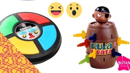 Butantã Shopping promove exposição interativa de brinquedos saudosos