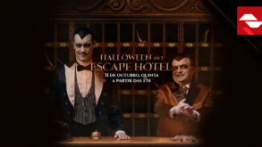 Escape Hotel solta as bruxas no Halloween