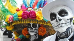 Memorial da América Latina recebe Fiesta de Dia de los Muertos