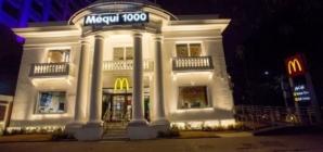 """Mc Donald's inaugura unidade especial """"Méqui 1000"""" na Avenida Paulista"""