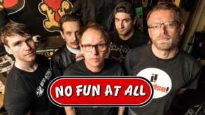 No Fun At All confirma dois shows em São Paulo em dezembro