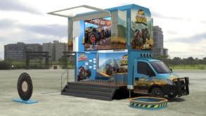 Tour da Hot Wheels Monster Trucks percorre o país com exibições grátis