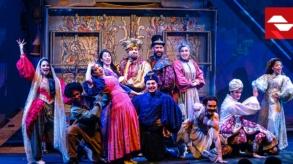 Aladdin, o Musical no Teatro Porto Seguro