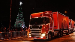 Caravanas de Natal Coca-Cola voltam às ruas nos próximos dias