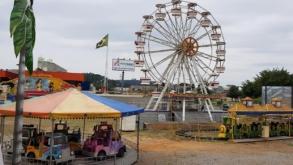 Parque de diversões itinerante fica em São Bernardo do Campo até 24/11