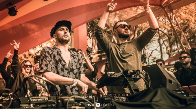 Novo evento dos DJs internacionais Fisher e Chris Lake será lançado no Brasil