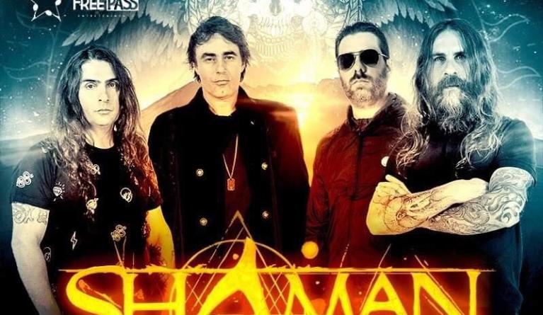 Shaman volta aos palcos com Alírio Netto no vocal – e marca show em São Paulo!