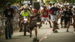 Skate Run 2019 passa por pontos históricos do Centro de São Paulo