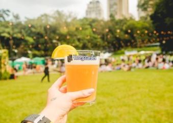 Música, gastronomia e cerveja se unem em evento a céu aberto no sábado