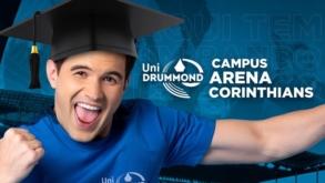 Centro universitário abre campus dentro da Arena Corinthians