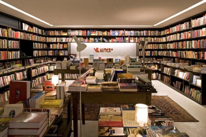 Amantes de livros – Confira os lançamentos da semana na Livraria da Vila