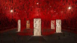Chiharu Shiota: Linhas da Vida