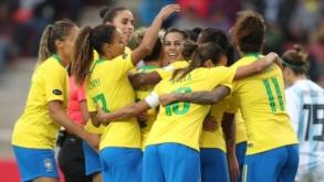 Seleção Brasileira de Futebol Feminino joga em São Paulo na quinta-feira