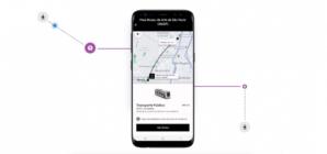 Uber começa a exibir informações de transporte público na Grande São Paulo
