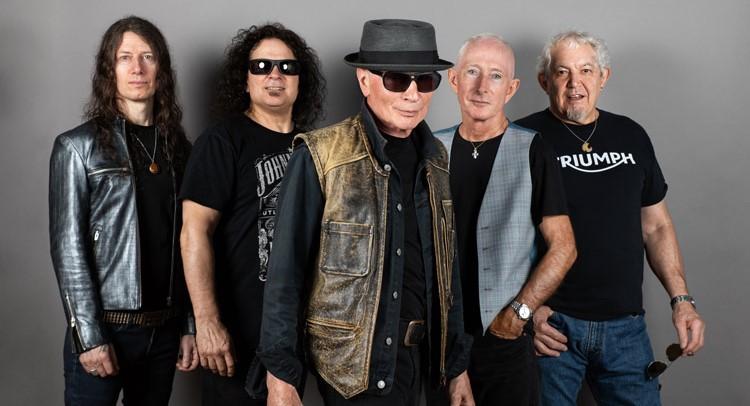UFO: banda volta ao Brasil após muito tempo em turnê comemorativa