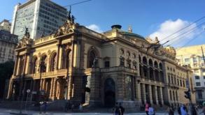 Theatro Municipal realiza visitas guiadas gratuitas