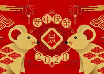 Ano Novo Chinês 2020 na Liberdade