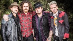 Black Stone Cherry volta ao Brasil após quatro anos para fazer três shows