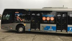 Linha de ônibus que liga o Aeroporto ao metrô São Judas foi modernizada