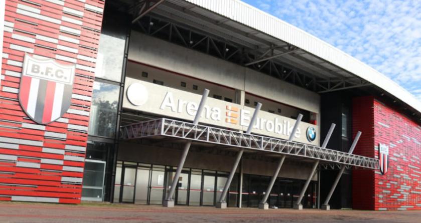 Arena Eurobike, a nova arena multiuso do interior paulista