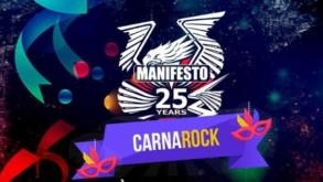 Manifesto Bar promove CarnaRock de amanhã até segunda-feira