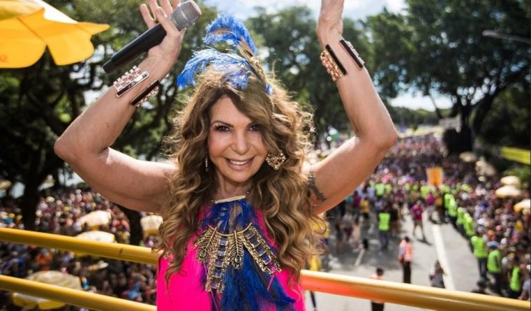 Alceu Valença e Elba Ramalho põem seus blocos na rua no pré-Carnaval