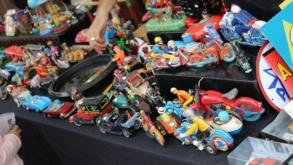 Galeria dos Brinquedos, o paraíso de nostálgicos e colecionadores no Centro