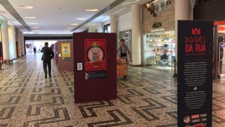 Exposição baseada em Turma da Mônica homenageia mulheres notáveis