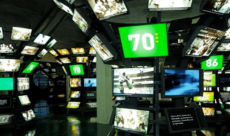 Museu do Futebol tem programação online com exposições e filmes