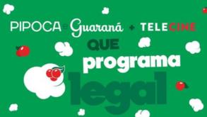 Dia das mães em casa com Guaraná Antarctica e Telecine