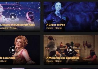 Conheça a plataforma brasileira pioneira em streaming de peças teatrais