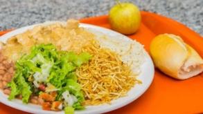 Bom Prato vai oferecer refeições gratuitas para moradores de rua