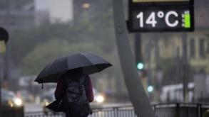São Paulo deve bater record de frio no ano em maio