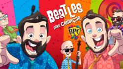 LIVE da banda Beatles para Crianças