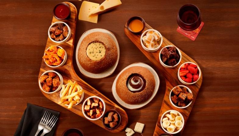 Outback Brasil lança novas versões de fondue