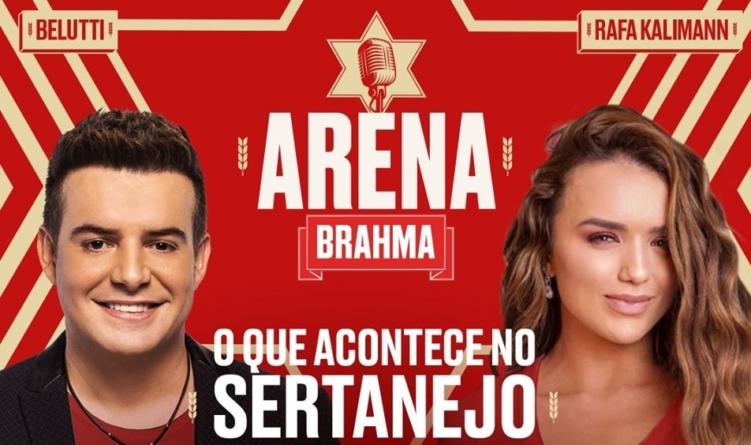 Brahma estreia programa online pelo Instagram