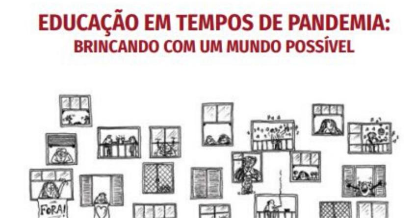 Educação na pandemia: lançamento do livro em live
