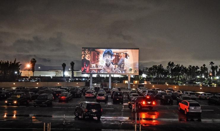 Cine Ilha, o cinema drive-in de São Bernardo, está com ingressos à venda