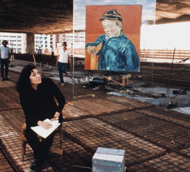 Tour virtual aborda a vida e legado da arquiteta Lina Bo Bardi