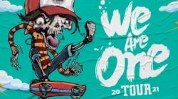 Previsto para setembro, festival We Are One Tour é adiado para 2021