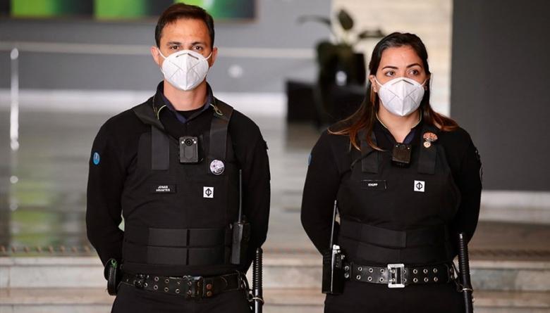 Seguranças do Metrô de São Paulo terão câmeras acopladas em uniformes