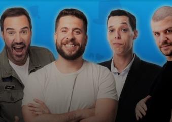 Conheça a primeira plataforma brasileira de streaming focada 100% em humor