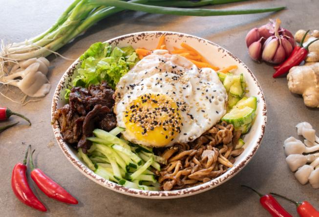 Conheça o Mr. Jin, o restaurante de comida coreana para o paladar dos paulistanos