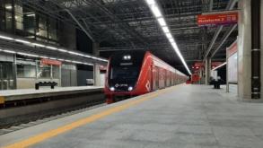 CPTM inaugurou nesta semana a nova estação da Linha 7-Rubi