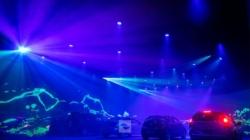 """Espetáculo drive-in 3D 'Vianova e os Viajantes do Espaço"""""""
