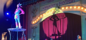 Circo dos Sonhos no Mundo da Fantasia